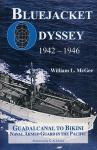 5-Cover Bluejacket Odyssey, 1942-1946