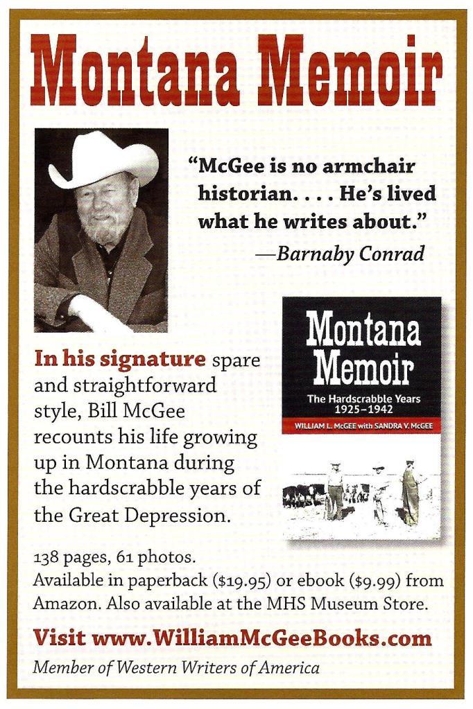 Montana mag ad